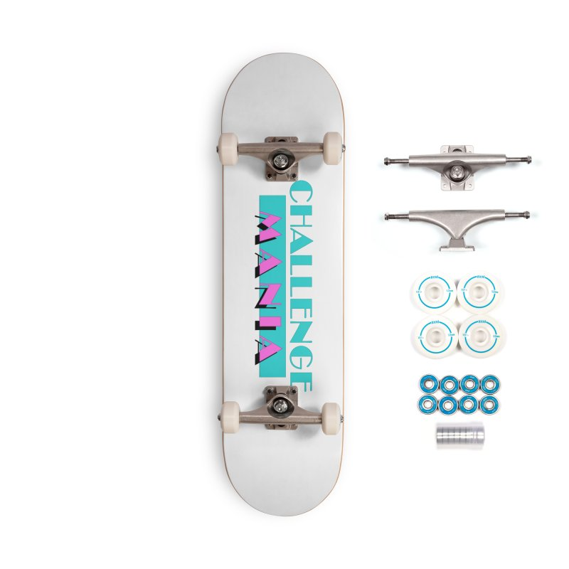 MIAMI VICE Accessories Complete - Basic Skateboard by Challenge Mania Shop