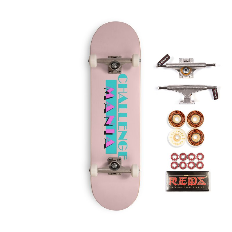 MIAMI VICE Accessories Skateboard by Challenge Mania Shop