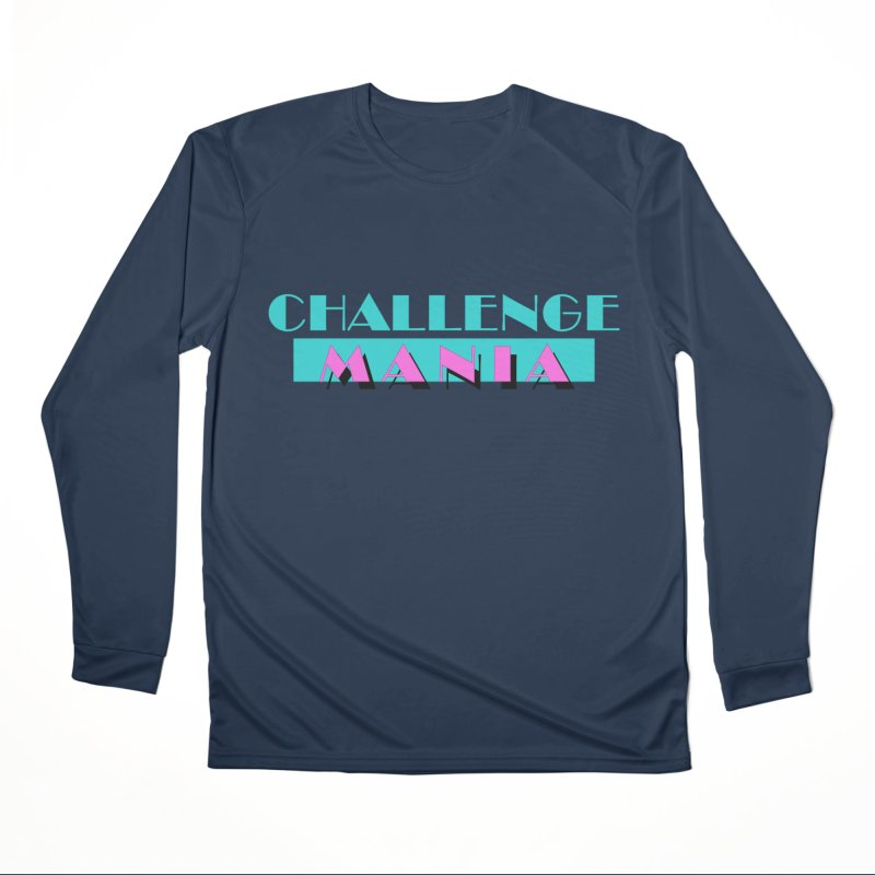 MIAMI VICE Women's Performance Unisex Longsleeve T-Shirt by Challenge Mania Shop