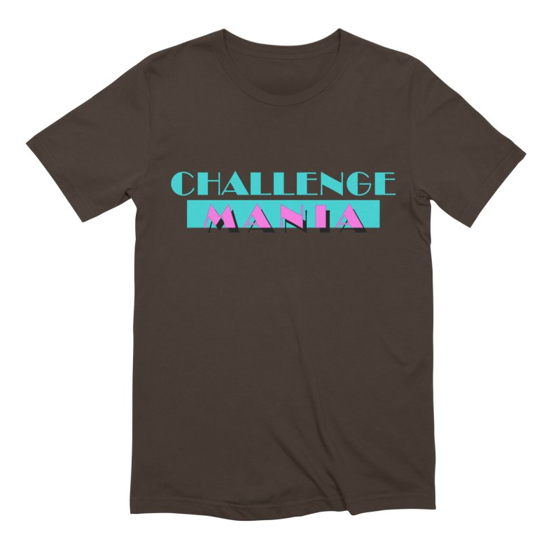 MIAMI VICE Men's Extra Soft T-Shirt by Challenge Mania Shop