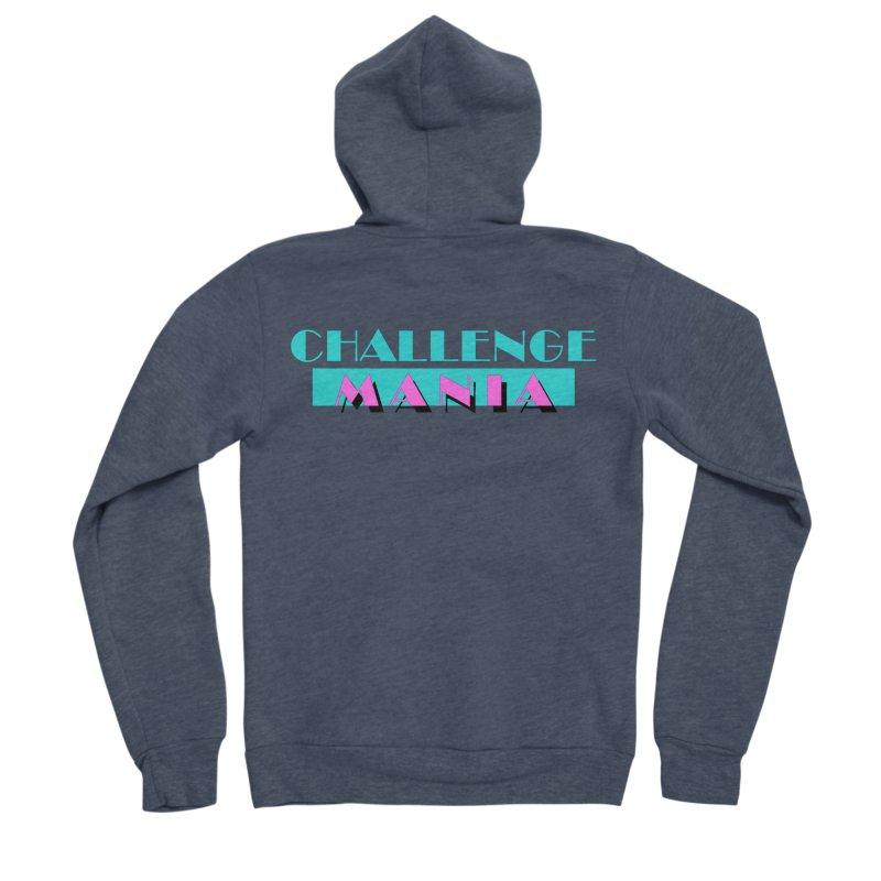 MIAMI VICE Women's Sponge Fleece Zip-Up Hoody by Challenge Mania Shop