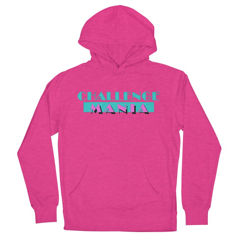 MIAMI VICE Men's French Terry Pullover Hoody by Challenge Mania Shop