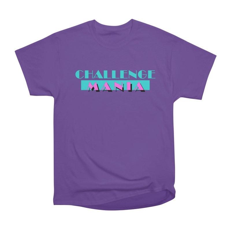 MIAMI VICE Women's Heavyweight Unisex T-Shirt by Challenge Mania Shop