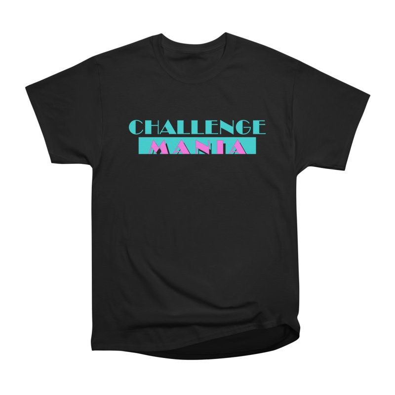MIAMI VICE Men's Heavyweight T-Shirt by Challenge Mania Shop