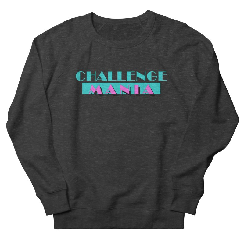 MIAMI VICE Men's French Terry Sweatshirt by Challenge Mania Shop