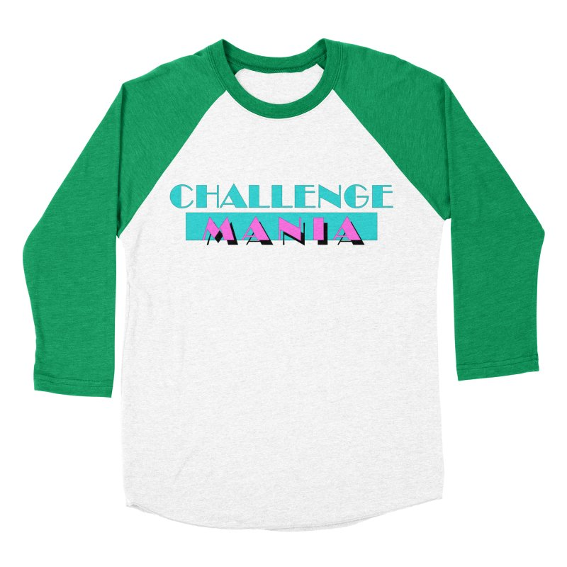 MIAMI VICE Women's Baseball Triblend Longsleeve T-Shirt by Challenge Mania Shop