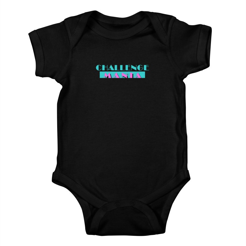 MIAMI VICE Kids Baby Bodysuit by Challenge Mania Shop