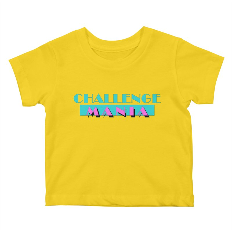 MIAMI VICE Kids Baby T-Shirt by Challenge Mania Shop