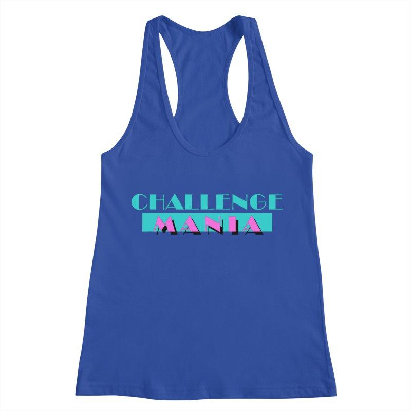 MIAMI VICE Women's Racerback Tank by Challenge Mania Shop