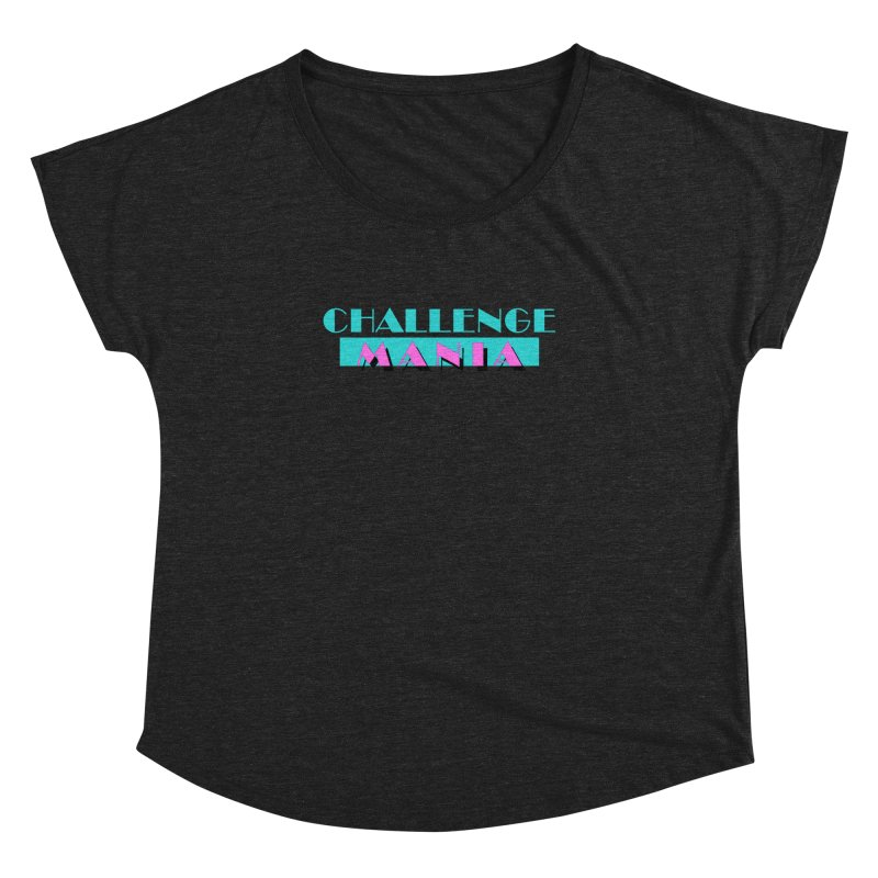 MIAMI VICE Women's Scoop Neck by Challenge Mania Shop