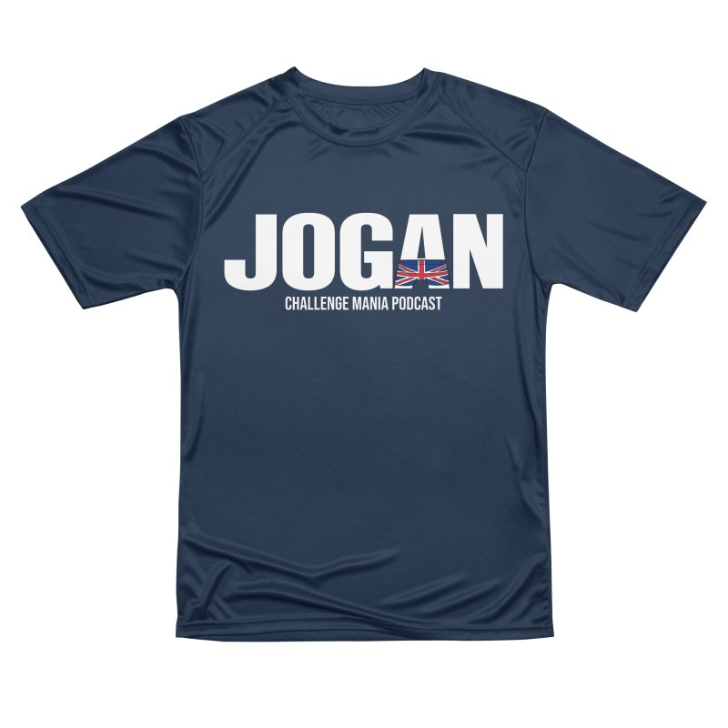 JOGAN Men's Performance T-Shirt by Challenge Mania Shop