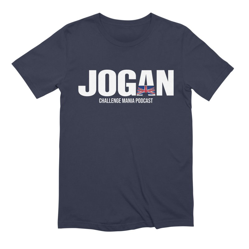 JOGAN Men's Extra Soft T-Shirt by Challenge Mania Shop