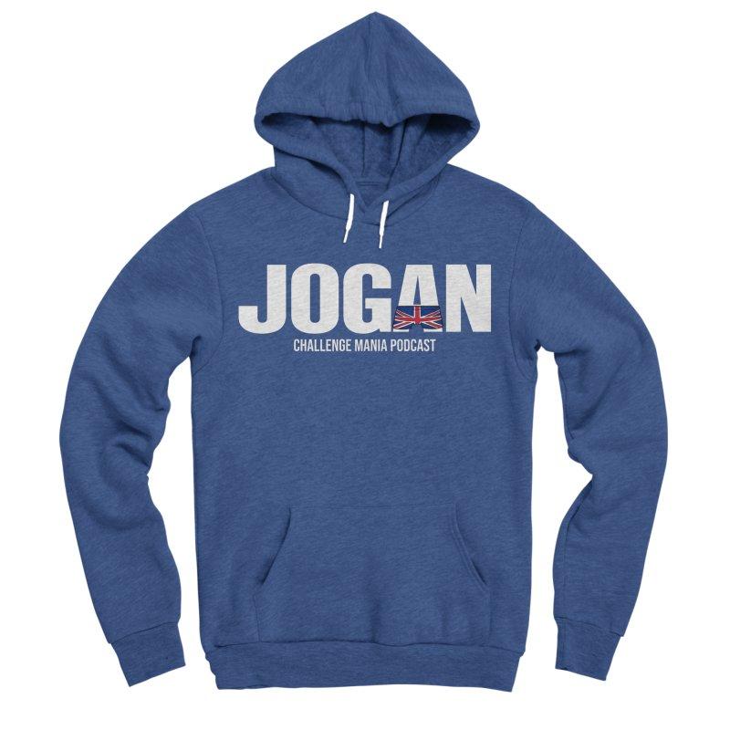 JOGAN Men's Sponge Fleece Pullover Hoody by Challenge Mania Shop