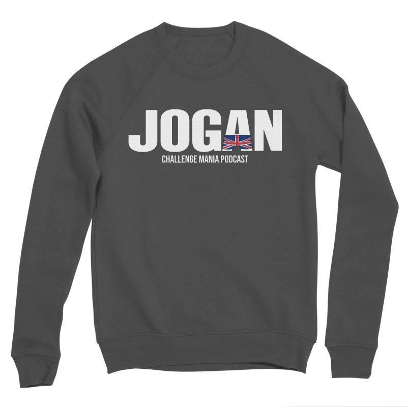 JOGAN Women's Sponge Fleece Sweatshirt by Challenge Mania Shop