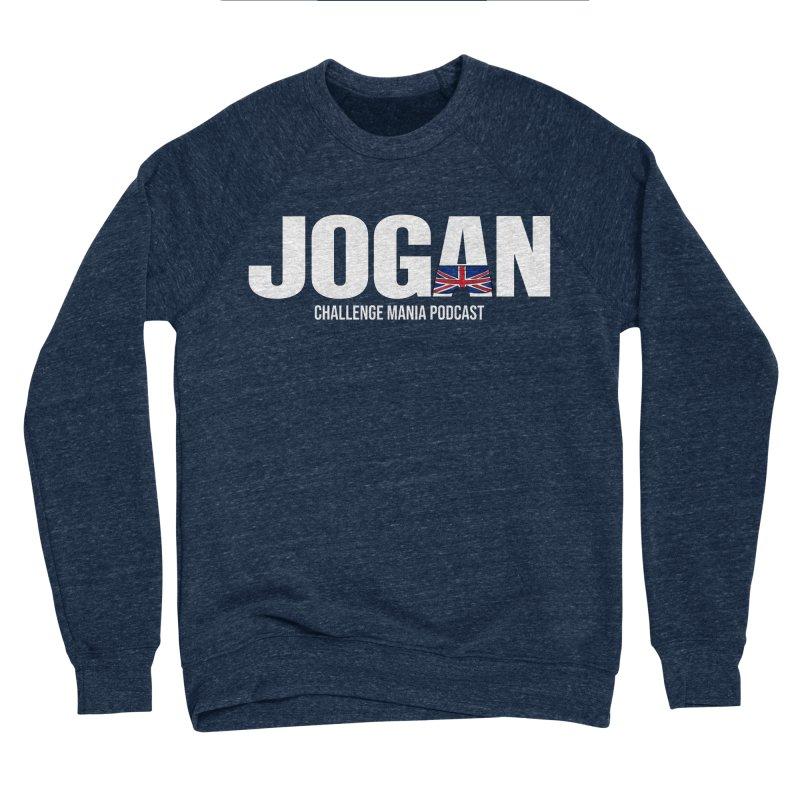 JOGAN Men's Sponge Fleece Sweatshirt by Challenge Mania Shop