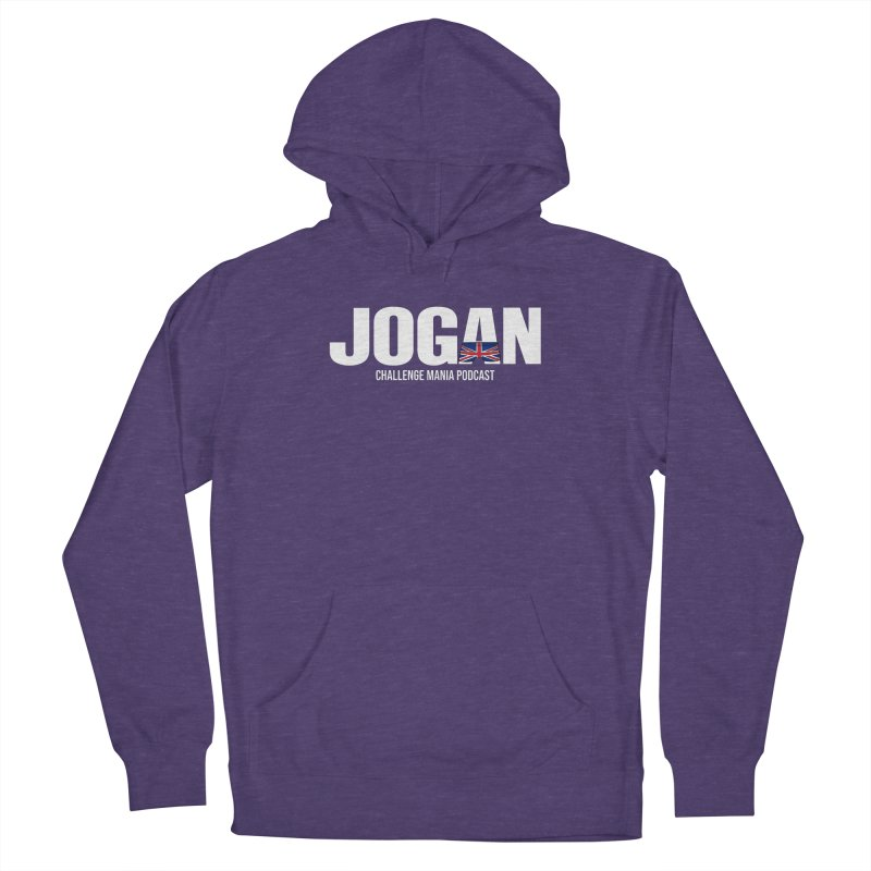 JOGAN Women's French Terry Pullover Hoody by Challenge Mania Shop