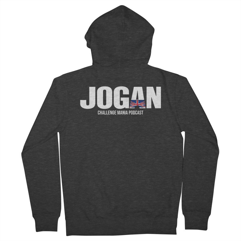 JOGAN Women's French Terry Zip-Up Hoody by Challenge Mania Shop