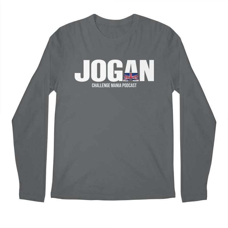 JOGAN Men's Longsleeve T-Shirt by Challenge Mania Shop