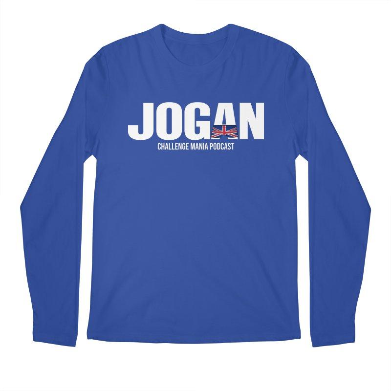 JOGAN Men's Regular Longsleeve T-Shirt by Challenge Mania Shop