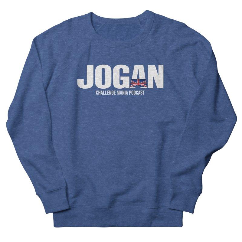 JOGAN Women's French Terry Sweatshirt by Challenge Mania Shop