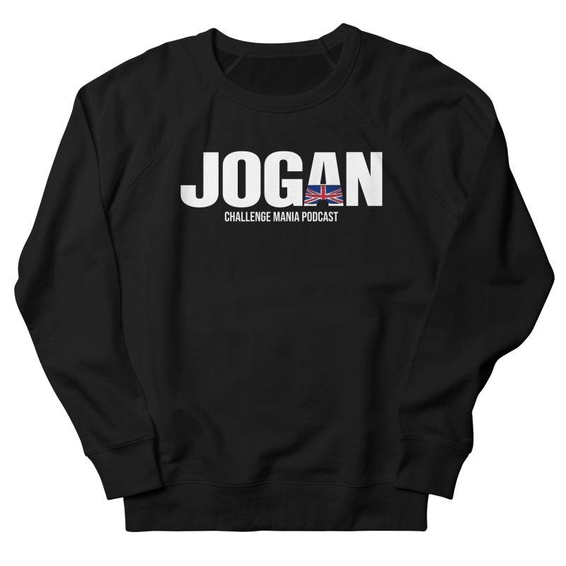 JOGAN Men's French Terry Sweatshirt by Challenge Mania Shop