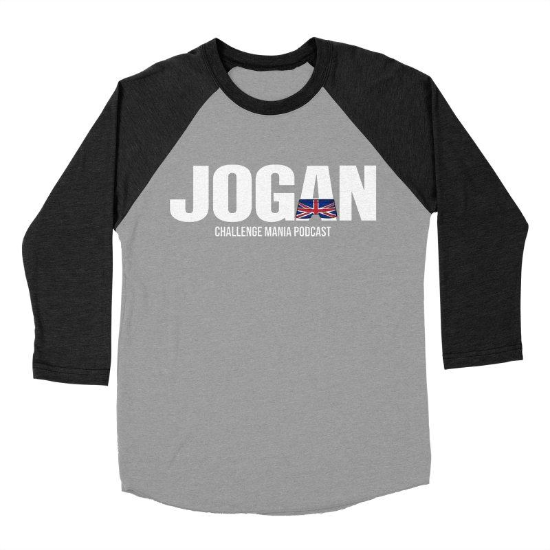 JOGAN Women's Baseball Triblend Longsleeve T-Shirt by Challenge Mania Shop