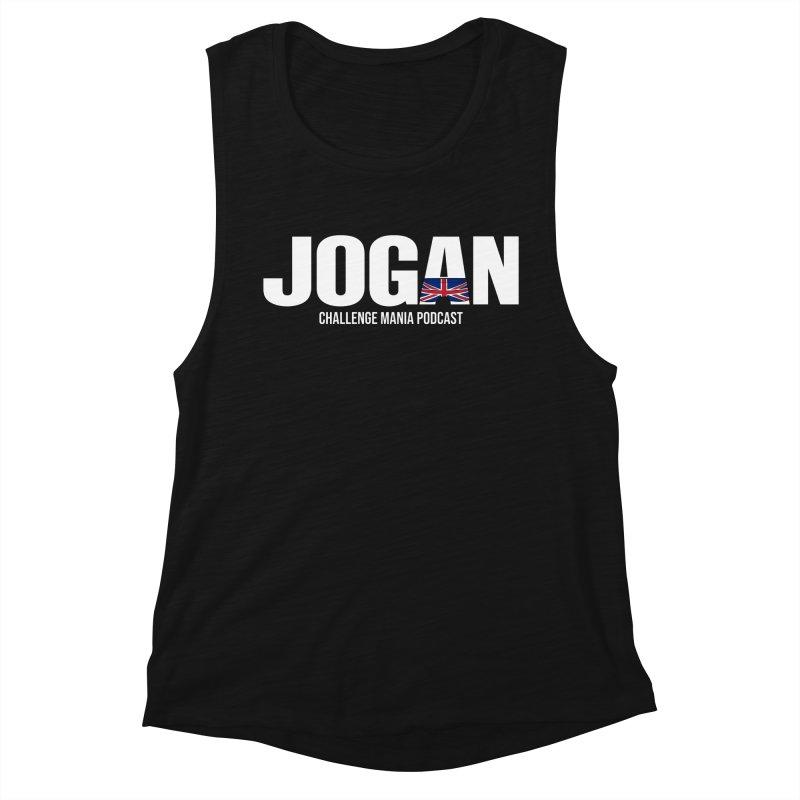 JOGAN Women's Tank by Challenge Mania Shop