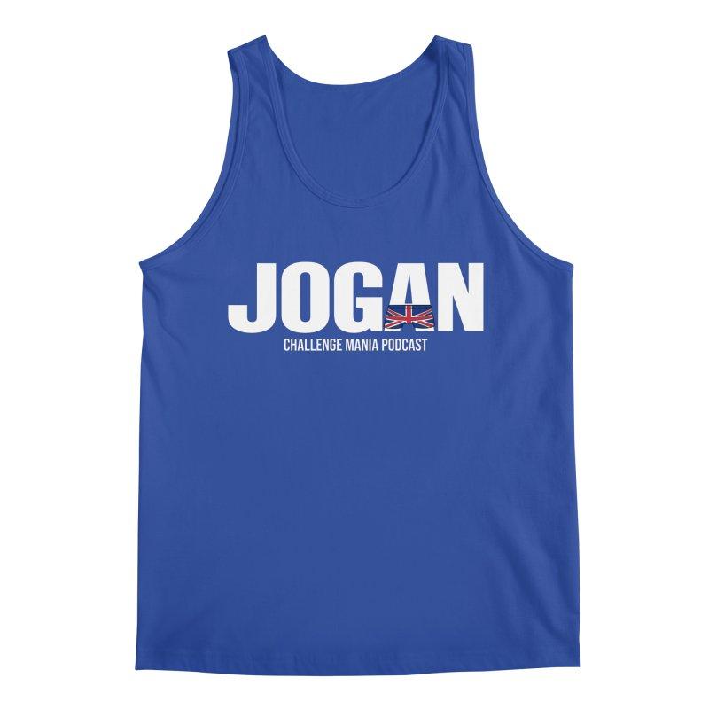 JOGAN Men's Regular Tank by Challenge Mania Shop