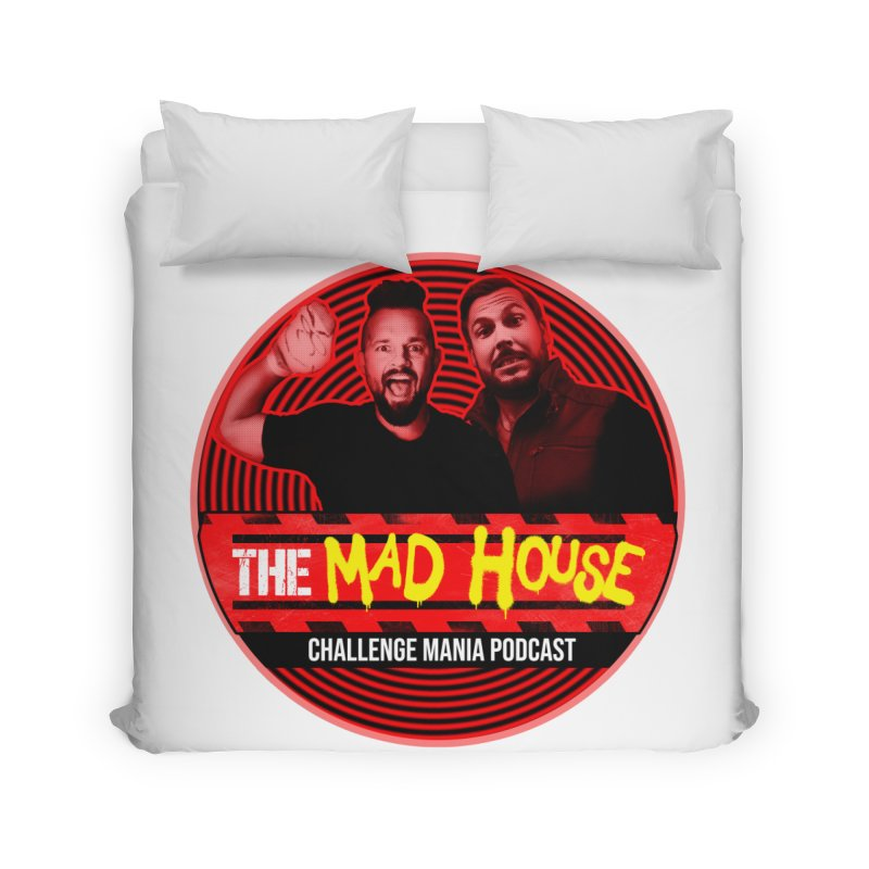 MAD HOUSE Home Duvet by Challenge Mania Shop