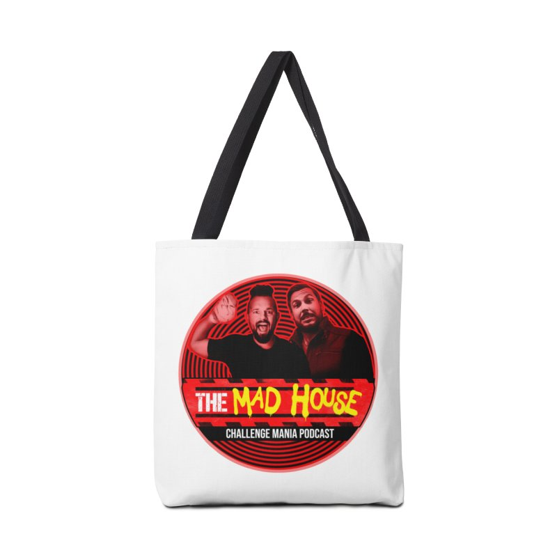 MAD HOUSE Accessories Tote Bag Bag by Challenge Mania Shop