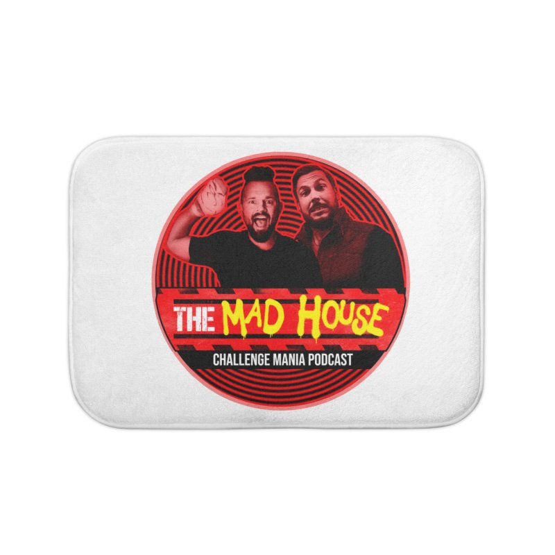 MAD HOUSE Home Bath Mat by Challenge Mania Shop