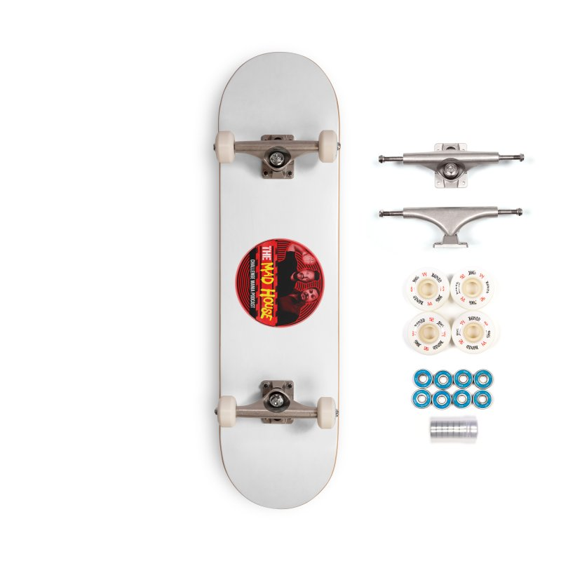 MAD HOUSE Accessories Complete - Premium Skateboard by Challenge Mania Shop