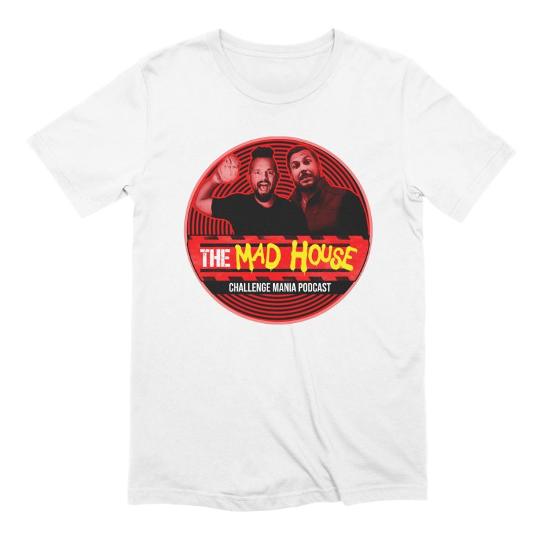 MAD HOUSE Men's Extra Soft T-Shirt by Challenge Mania Shop