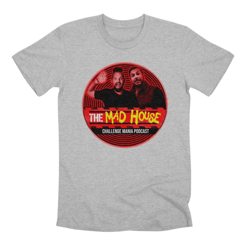 MAD HOUSE Men's Premium T-Shirt by Challenge Mania Shop