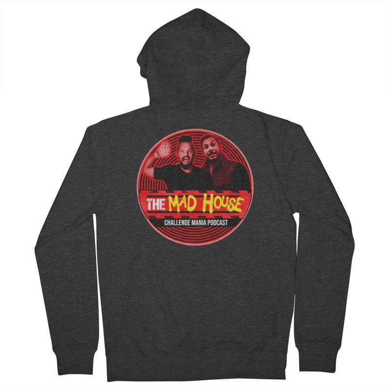 MAD HOUSE Women's French Terry Zip-Up Hoody by Challenge Mania Shop