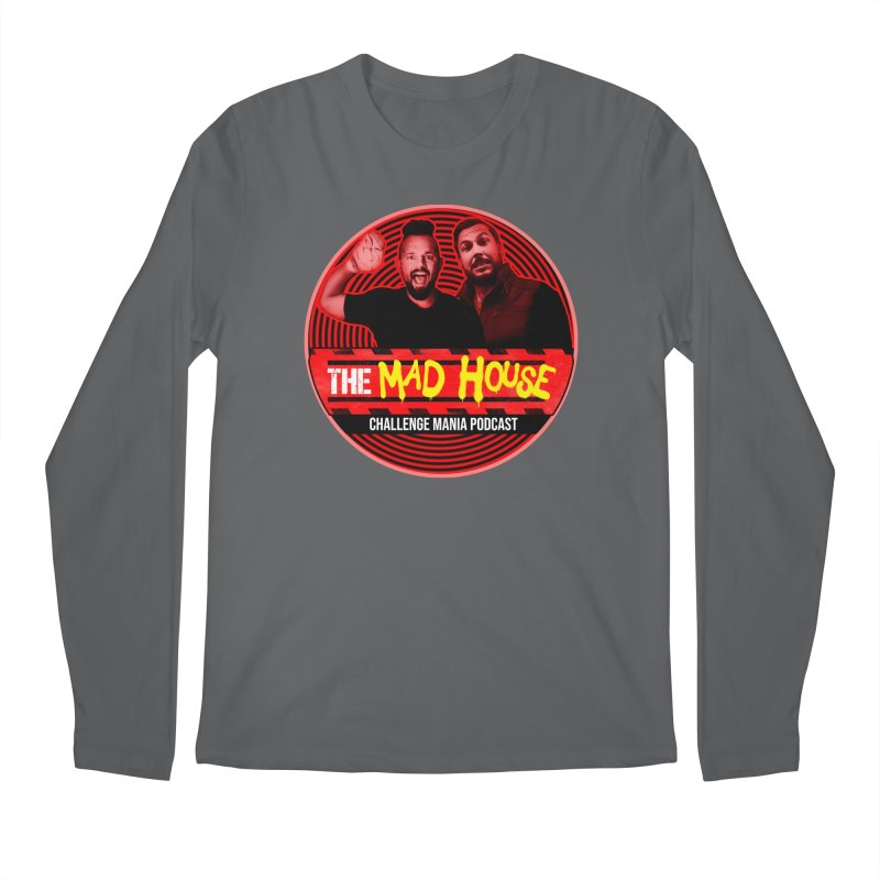 MAD HOUSE Men's Longsleeve T-Shirt by Challenge Mania Shop