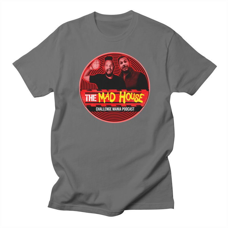 MAD HOUSE Men's T-Shirt by Challenge Mania Shop