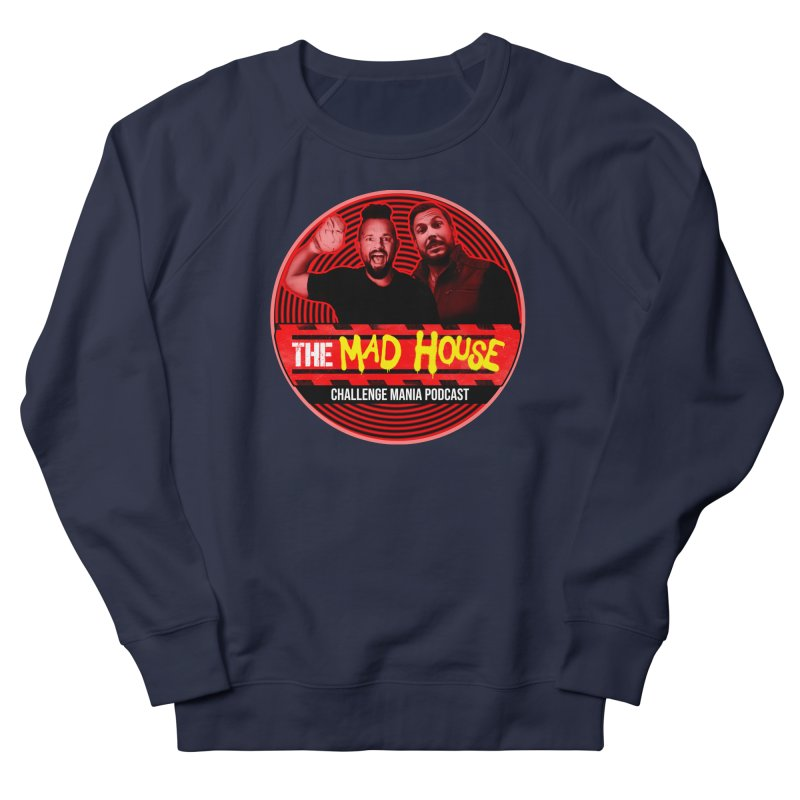 MAD HOUSE Men's French Terry Sweatshirt by Challenge Mania Shop