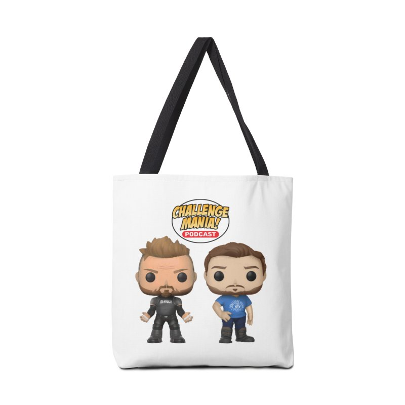 FUN SIZE Accessories Tote Bag Bag by Challenge Mania Shop