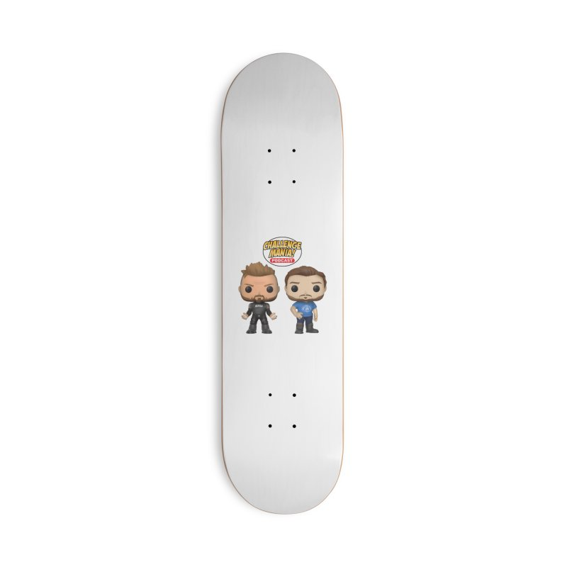 FUN SIZE Accessories Deck Only Skateboard by Challenge Mania Shop