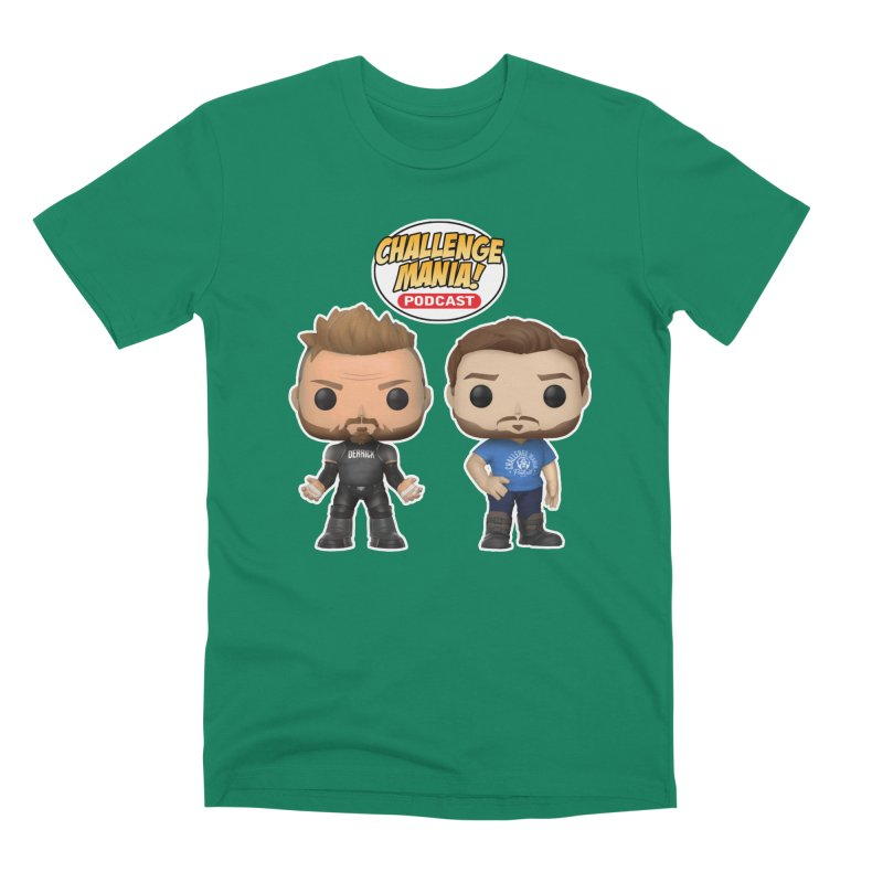 FUN SIZE Men's Premium T-Shirt by Challenge Mania Shop