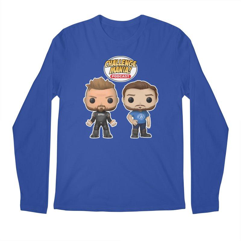 FUN SIZE Men's Regular Longsleeve T-Shirt by Challenge Mania Shop