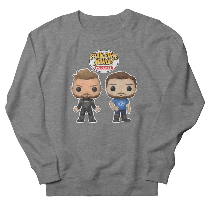 FUN SIZE Men's French Terry Sweatshirt by Challenge Mania Shop