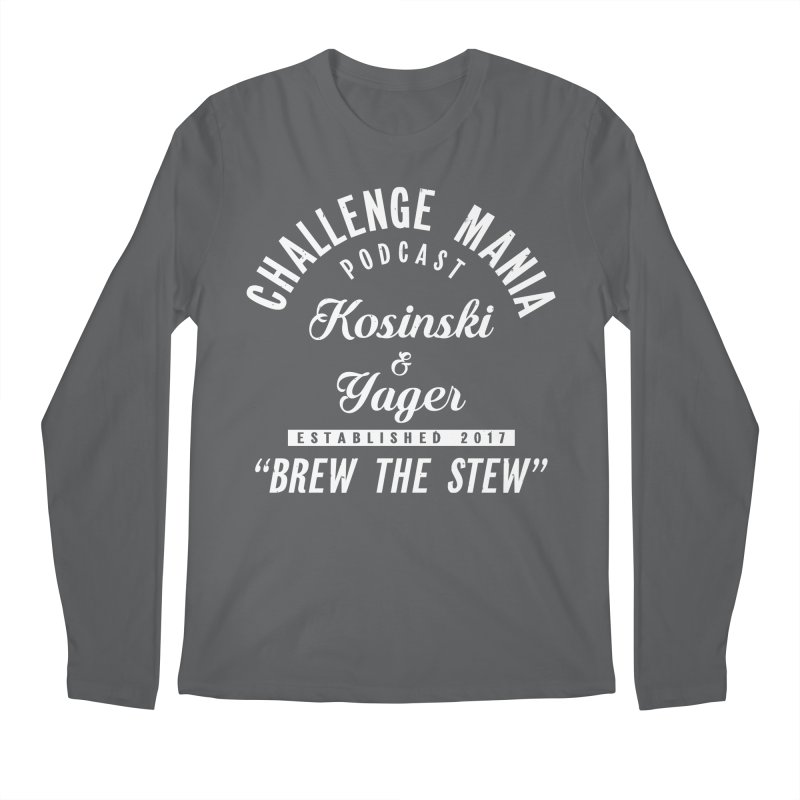Challenge Mania Relic Men's Longsleeve T-Shirt by Challenge Mania Shop