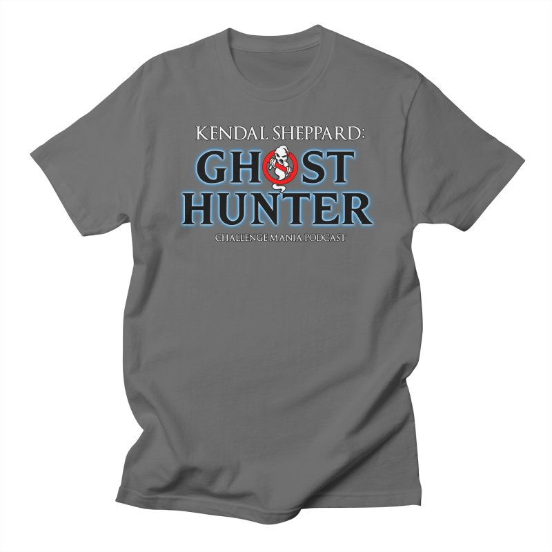 Kendal the Ghost Hunter Men's T-Shirt by Challenge Mania Shop