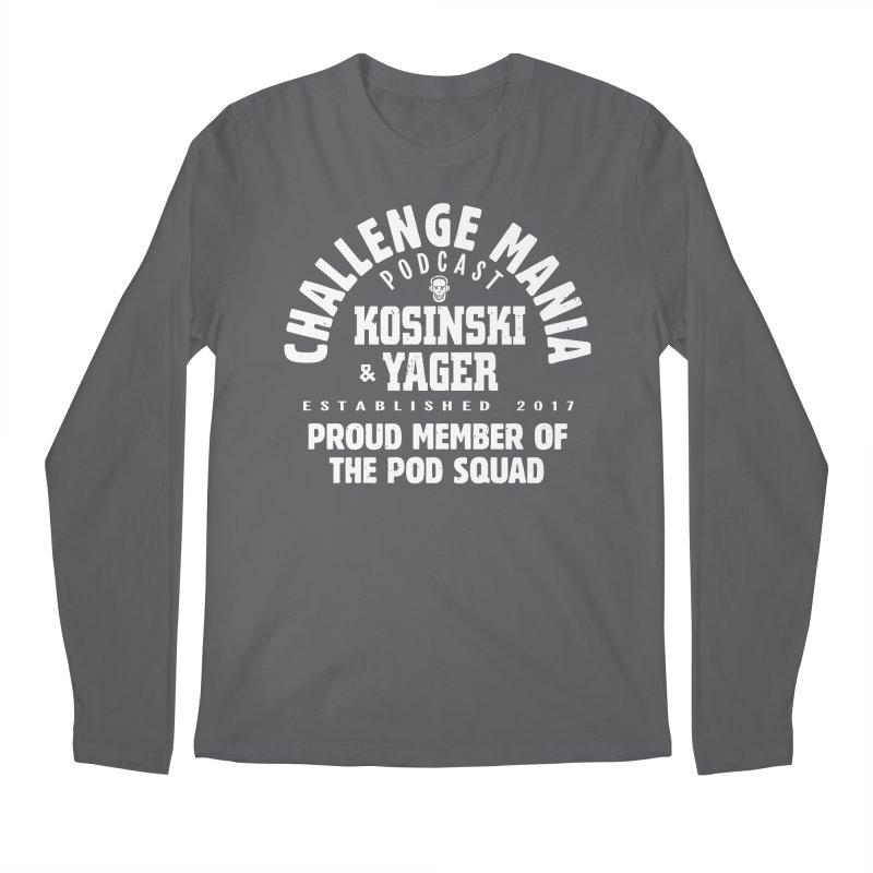 Proud Member Men's Longsleeve T-Shirt by Challenge Mania Shop