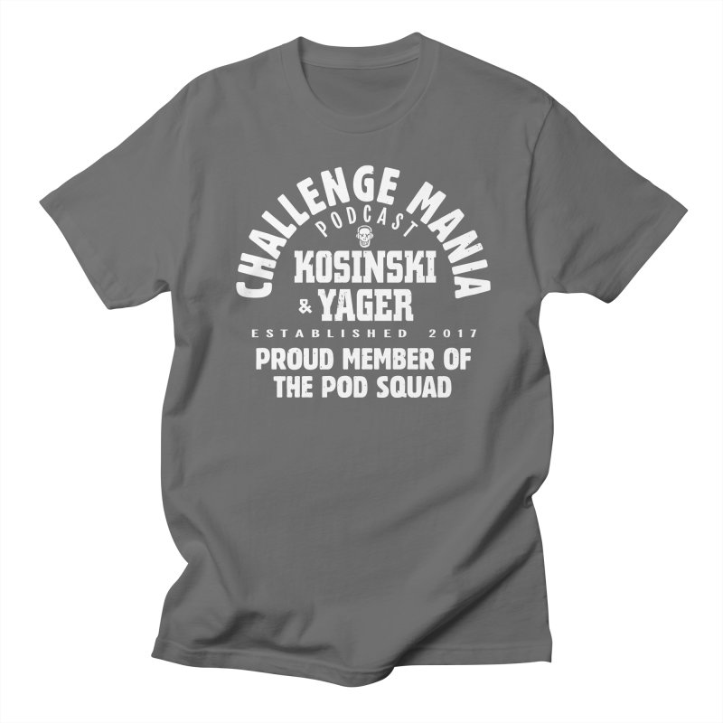 Proud Member Men's T-Shirt by Challenge Mania Shop
