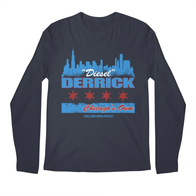Chicago's Own Men's Longsleeve T-Shirt by Challenge Mania Shop
