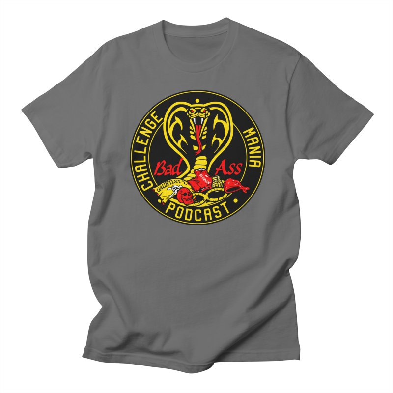 No Mercy Men's T-Shirt by Challenge Mania Shop