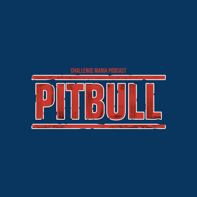 PITBULL Men's T-Shirt by Challenge Mania Shop
